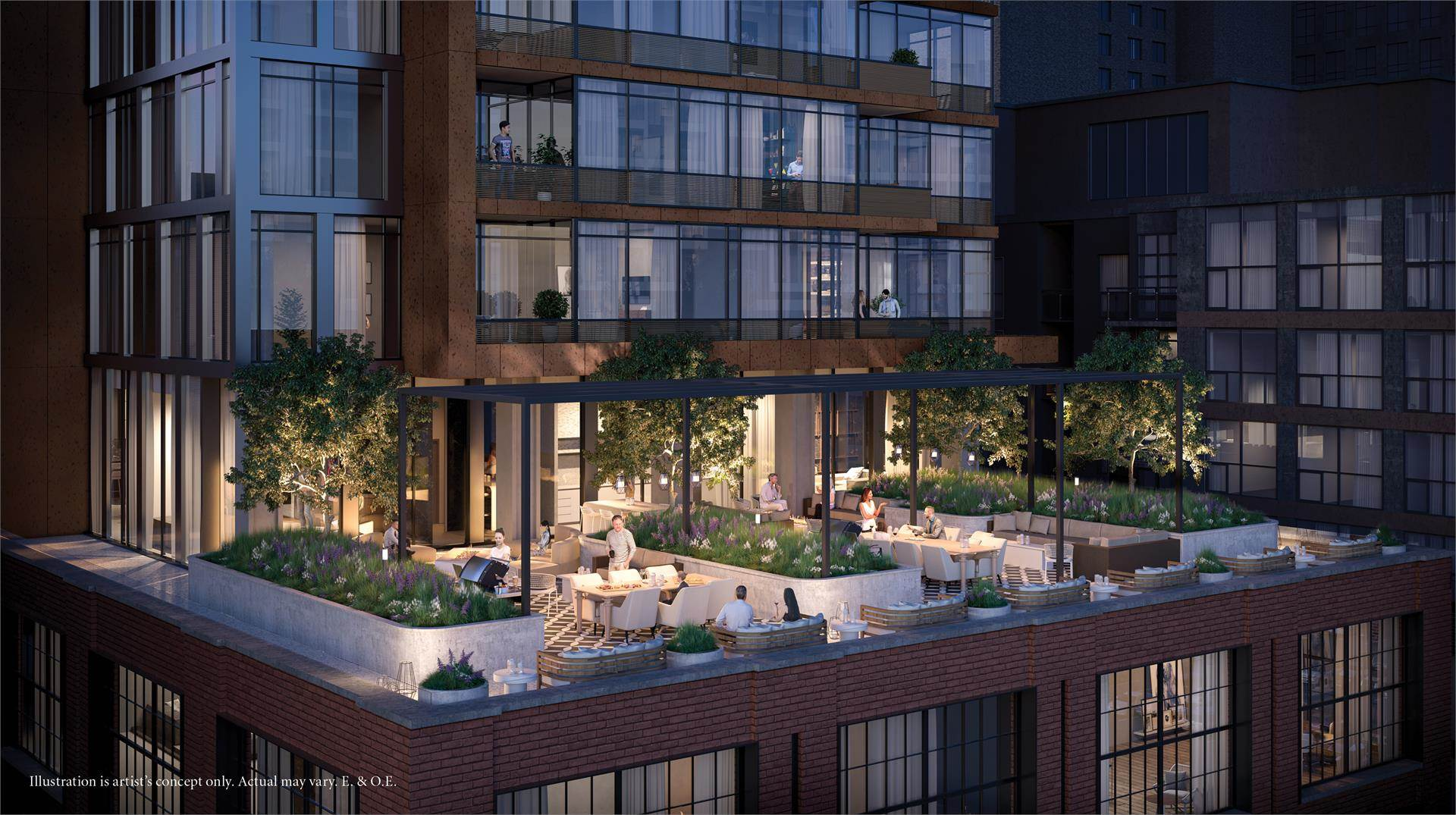 N⁰55 Mercer Condos photo 4