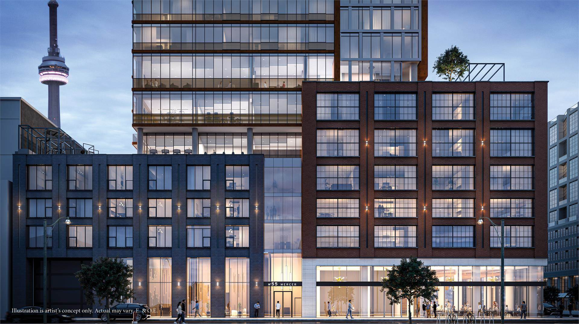 N⁰55 Mercer Condos photo 2