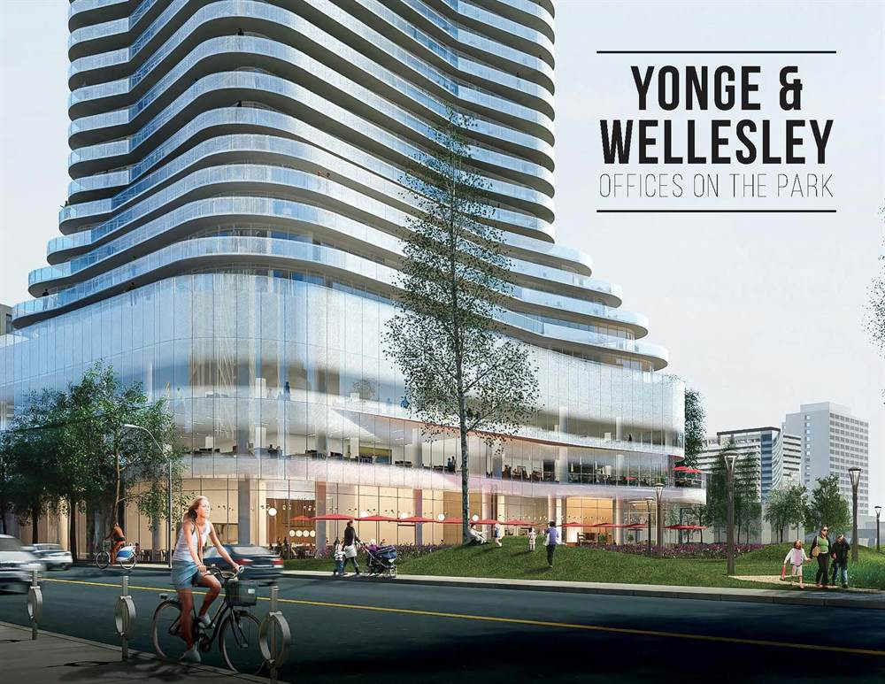 Yonge & Wellesley Offices On The Park photo 1